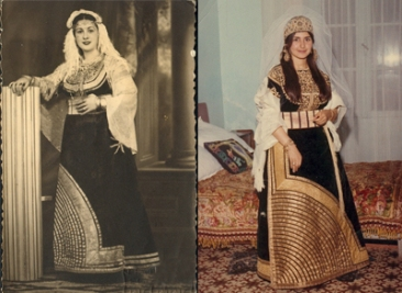 Origin of the Henna Dress